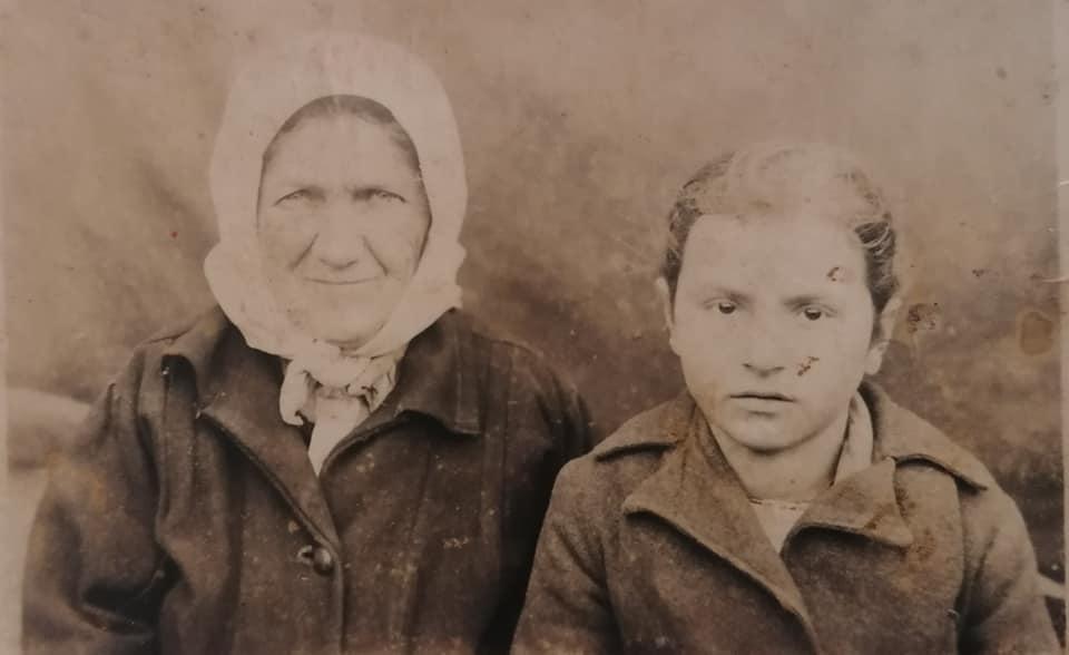 Закина мајка и ћерка